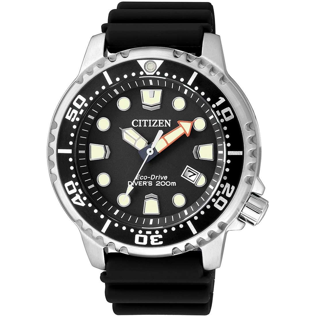 Citizen Promaster Diver Nero BN0150-10E