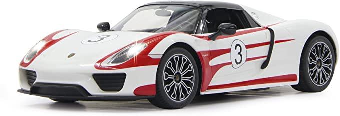 JAMARA - Porsche 918 Spyder Weissach 1:14