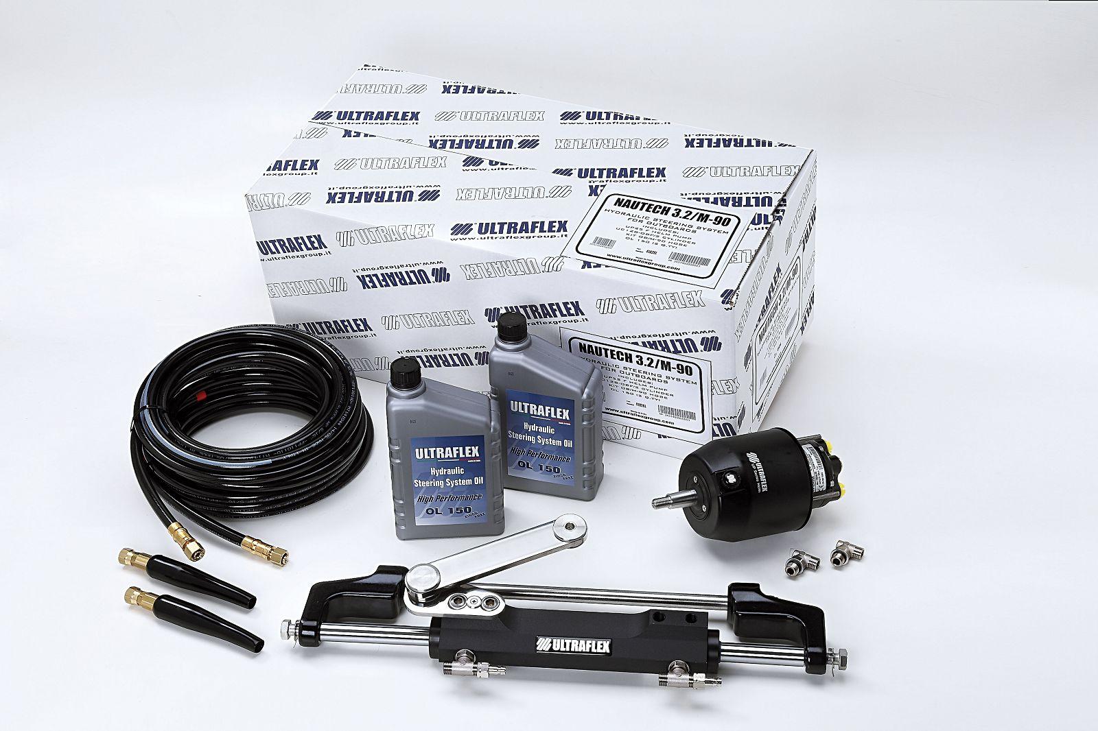 NAUTEC 3.1-00 UP25F/UC128-OBF/1 - Ultraflex