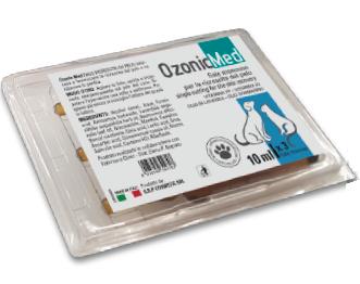 Ozonic Med - Fiale monouso per la ricrescita del pelo  per cani e gatti Oh pet