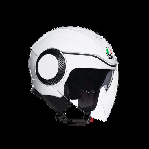 Casco AGV Orbyt Pearl White