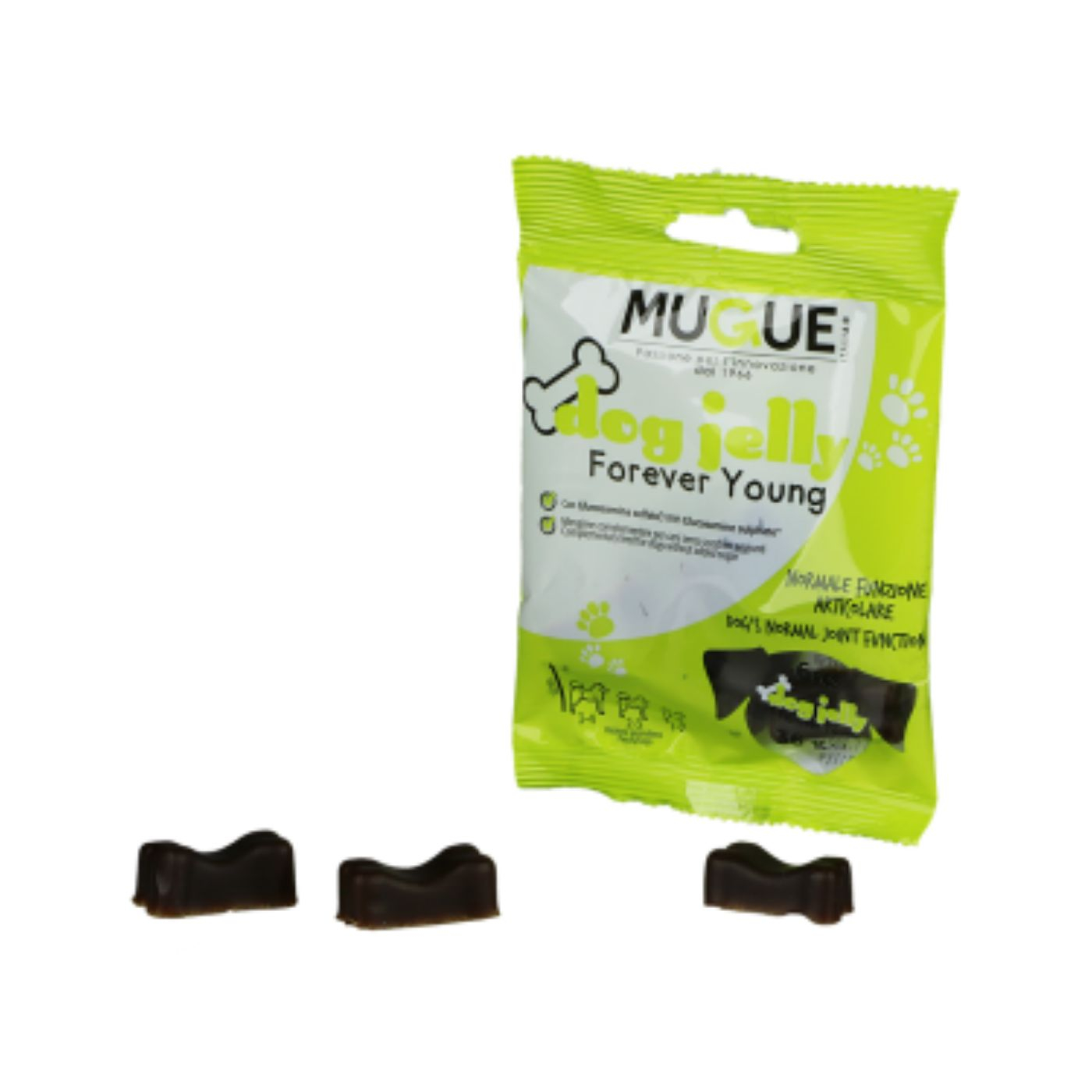 Dog Jelly Forever Young per Cani