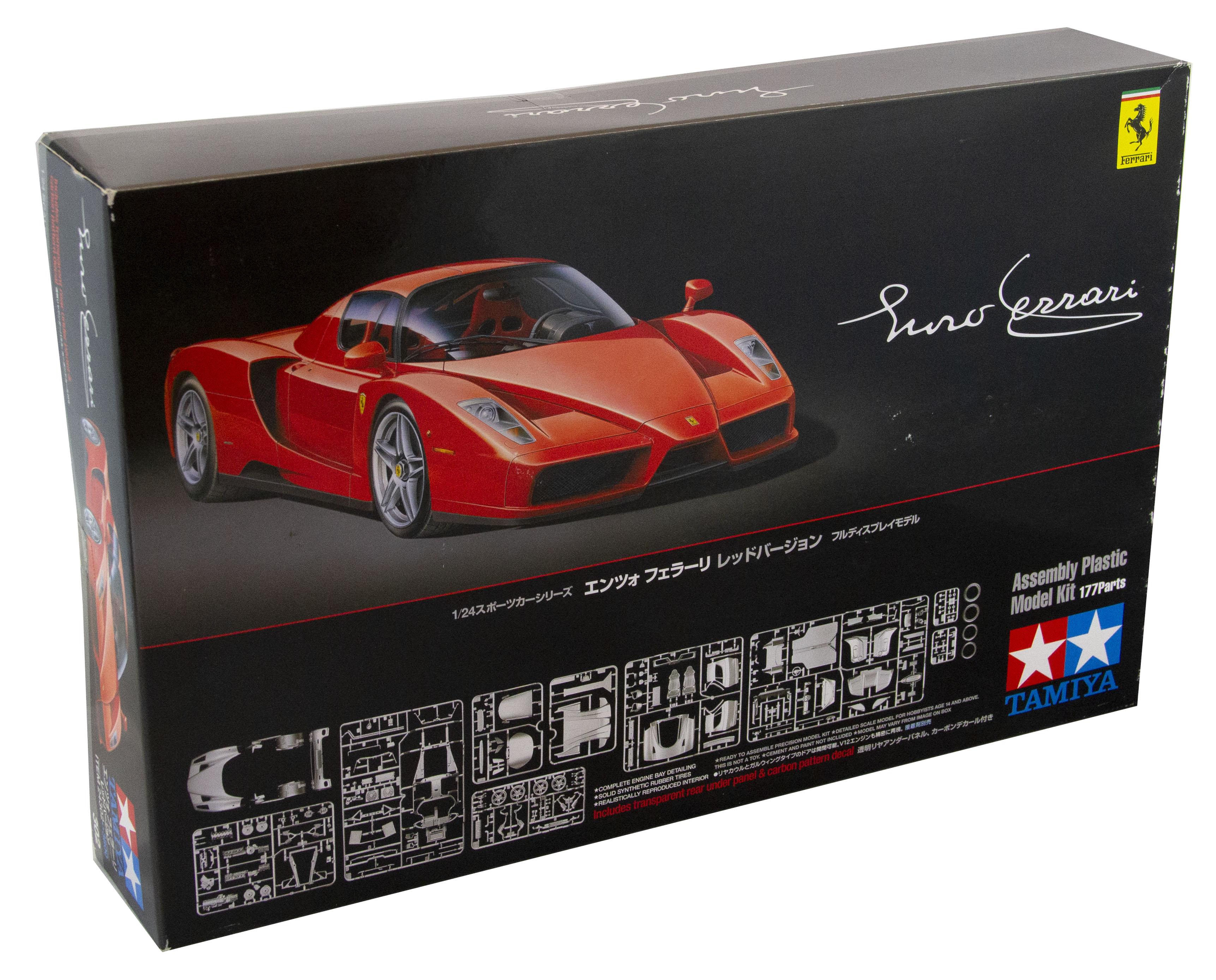 Ferrari Enzo Ferrari 1/24 Scale Model Kit