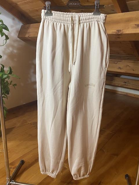 Pantaloni In felpa Vicolo Vanilla e Dusty Rose