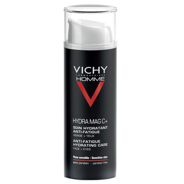 Vichy Homme Hydra Mag C Plus Anti Fatica Viso I Occhi 50ml