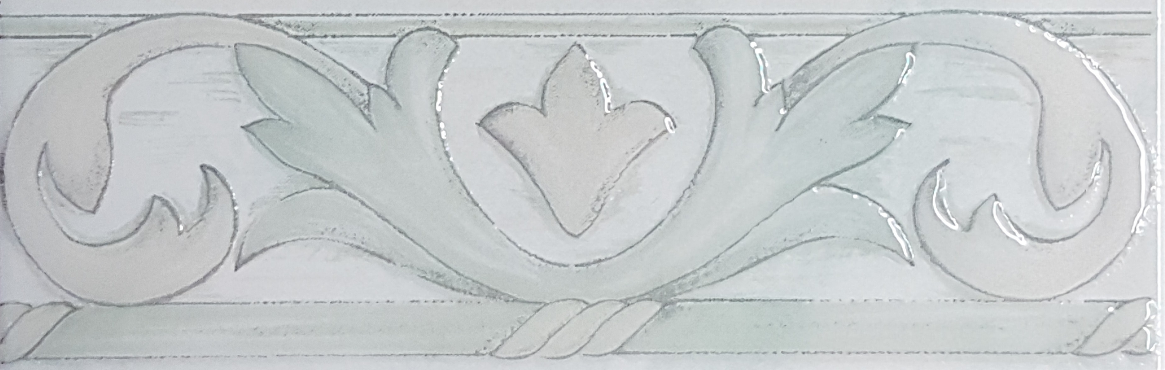 LINEA KERART TREND LISTELLO ACQUA CM.6X20 1° SCELTA