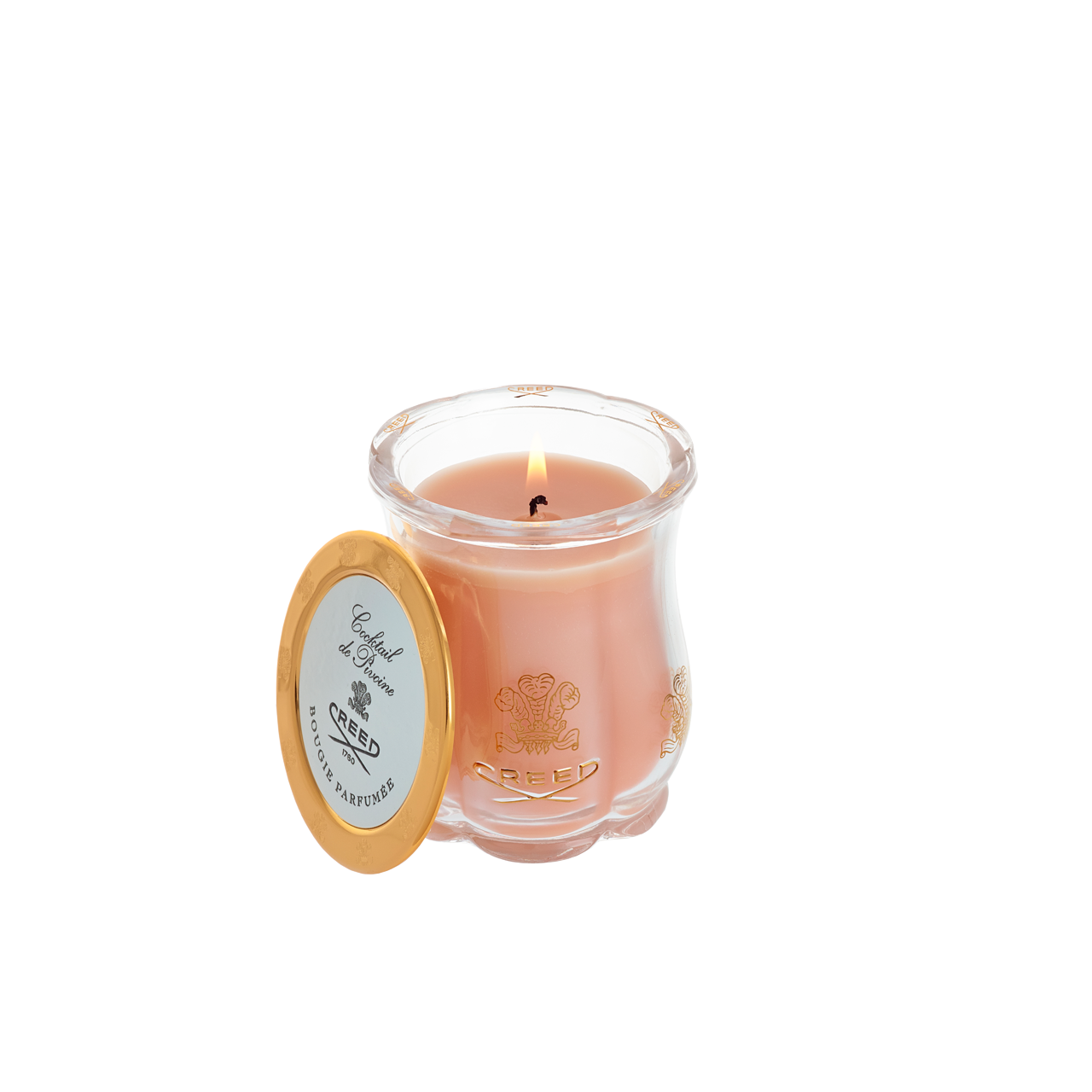 Cocktail De Pivoines Candle