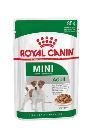 ROYAL CANIN MINI ADULT BUSTE 85gr