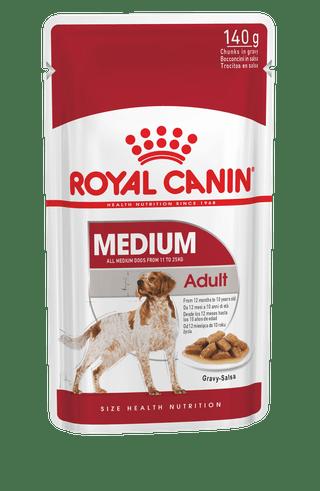 ROYAL CANIN MEDIUM ADULT BUSTE 140gr