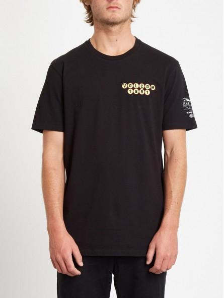 T-Shirt Volcom Elzo Durt
