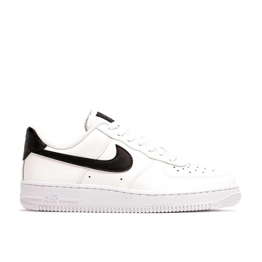 Nike Air Force Black e White da Uomo