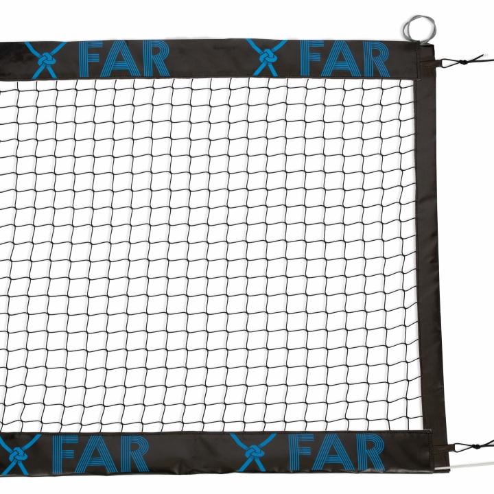 Rete da beach tennis con stampa personalizzata «Extra»