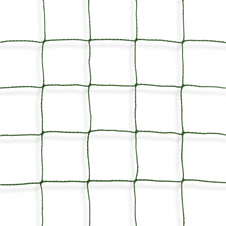 Fencing net for five-a-side soccer and soccer fields, Ø 3,0mm, mesh 100mm