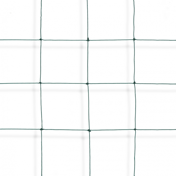 Fencing net for five-a-side soccer and soccer fields, Ø 2,0mm, mesh 130mm