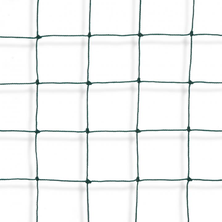 Fencing net for five-a-side soccer and soccer fields, Ø 2,8mm, mesh 100mm