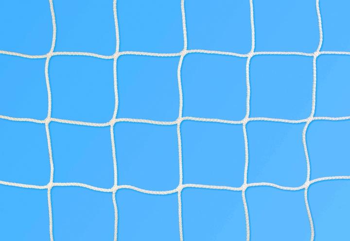 Handball goal net, Ø 5,0mm, mesh 100mm