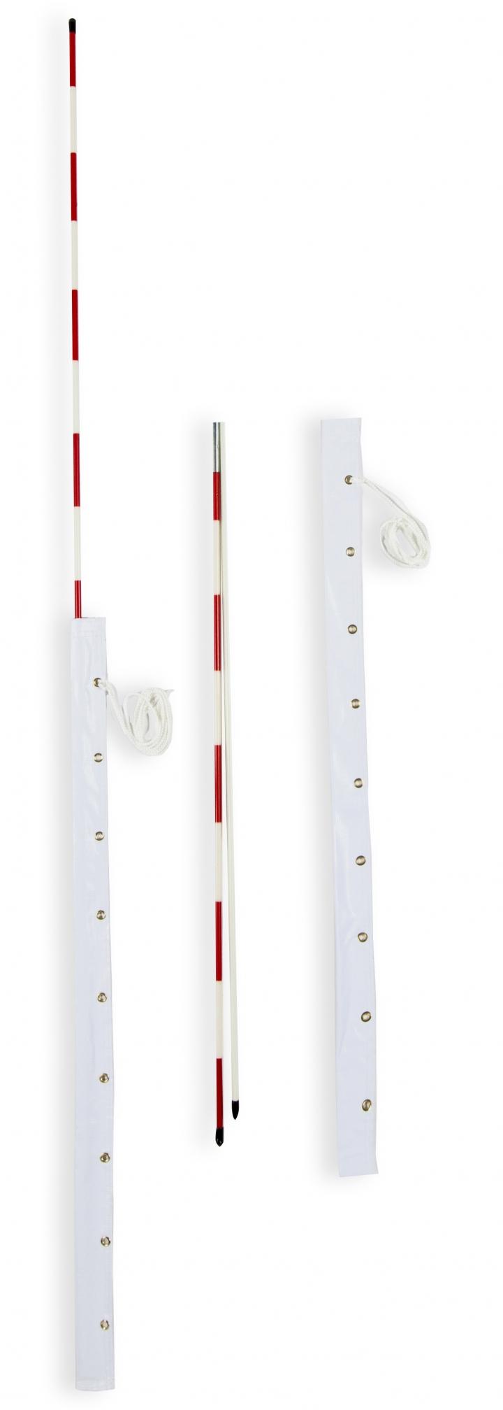 Antenne smontabili per reti da pallavolo