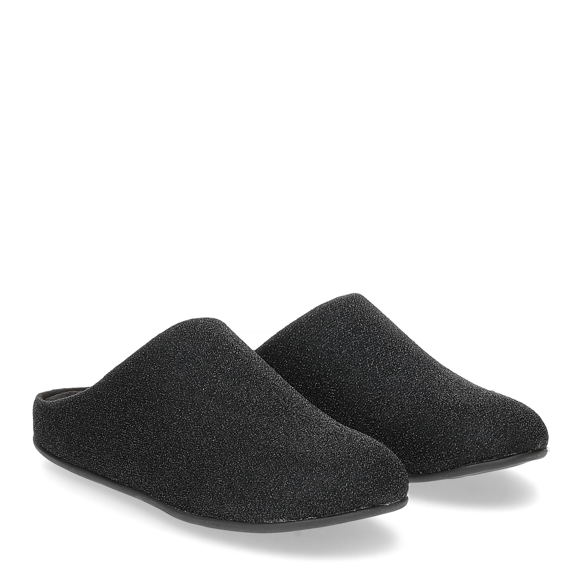 Fitflop Chrissie glitzy slippers black