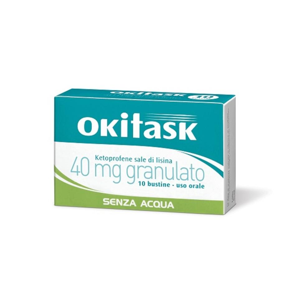 Okitask Granulato 40 mg - 10 Bustine