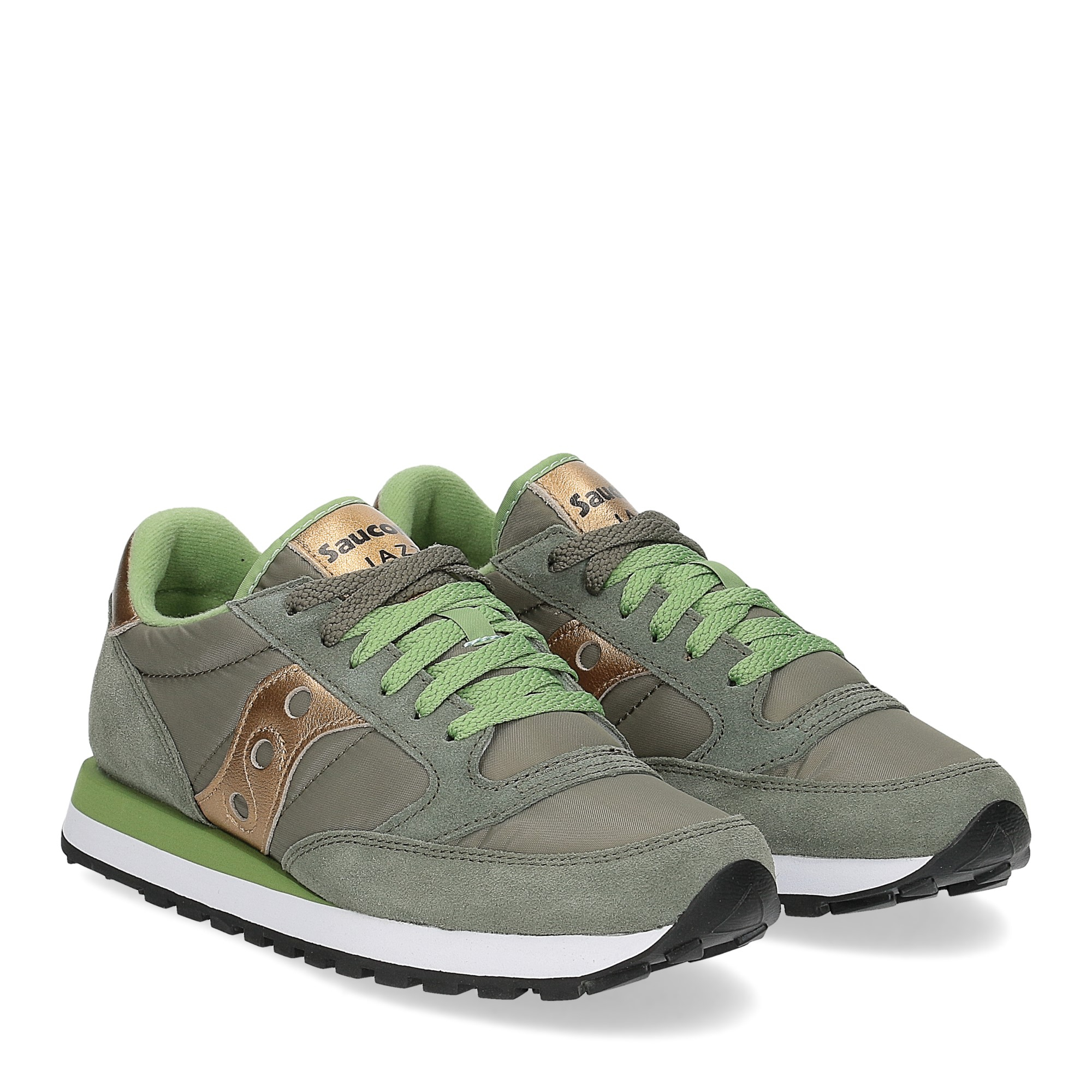 Saucony Jazz Original olive gold