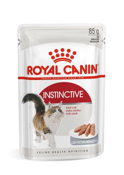 ROYAL CANIN CAT INSTINCTIVE BUSTE LOAF/PATE' 85gr