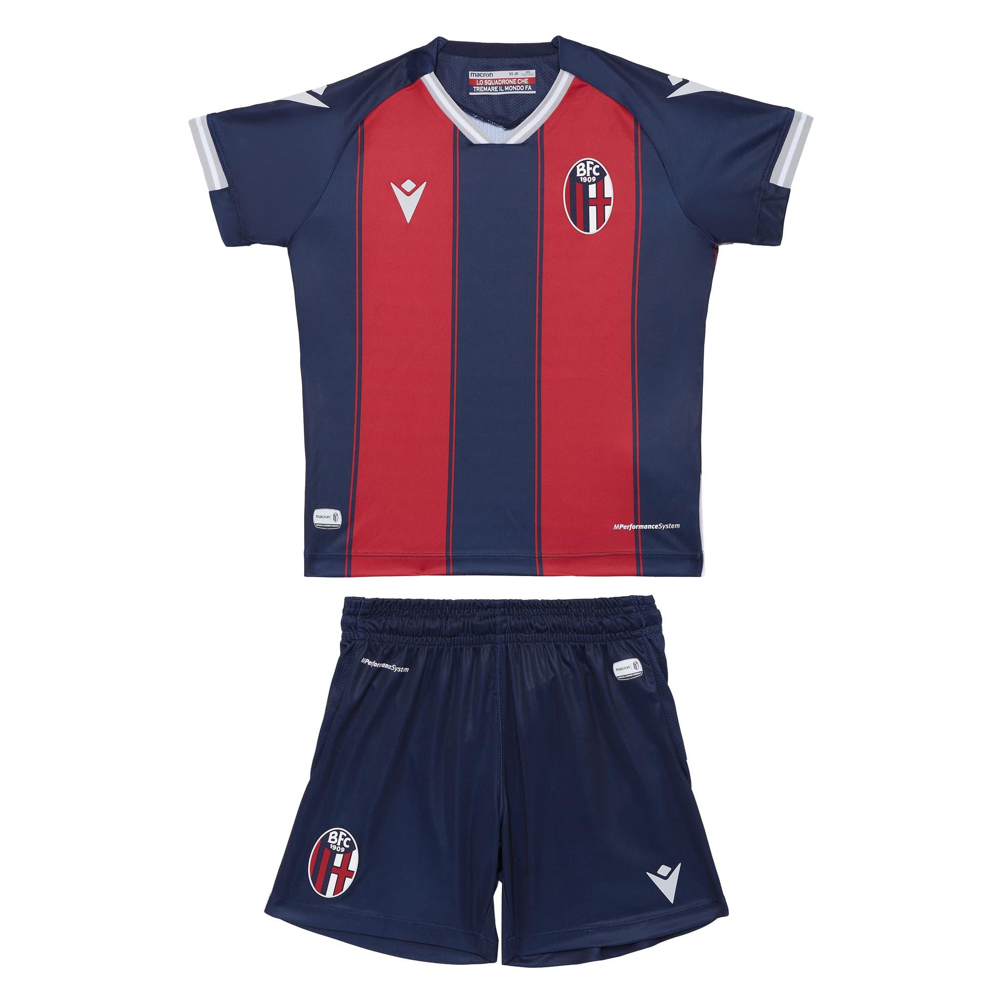 KIT GARA HOME 2020/21 (Bambino) Bologna Fc