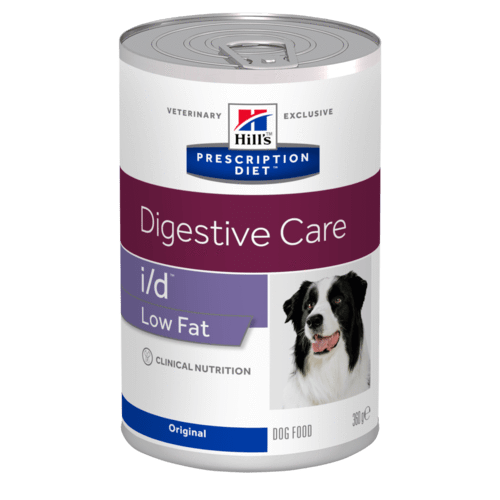 Hill's - Prescription Diet Canine - i/d Low Fat - 360g x 12 lattine