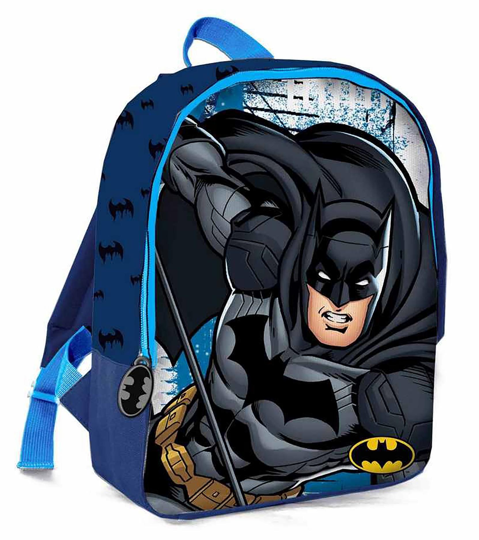 Zaino Batman asilo 27x21x8,5 cm