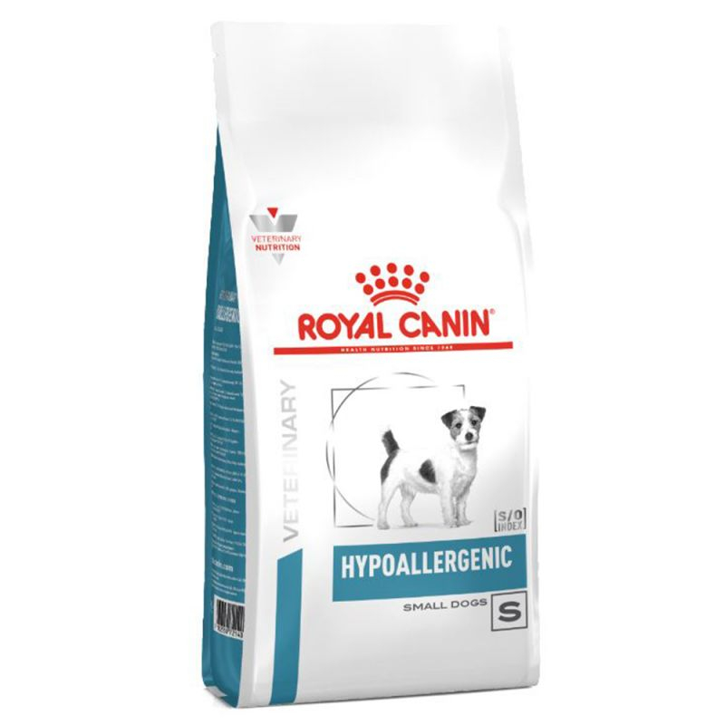 ROYAL CANIN VETERINARY DIETS DOG HYPOALLERGENIC SMALL DOGS