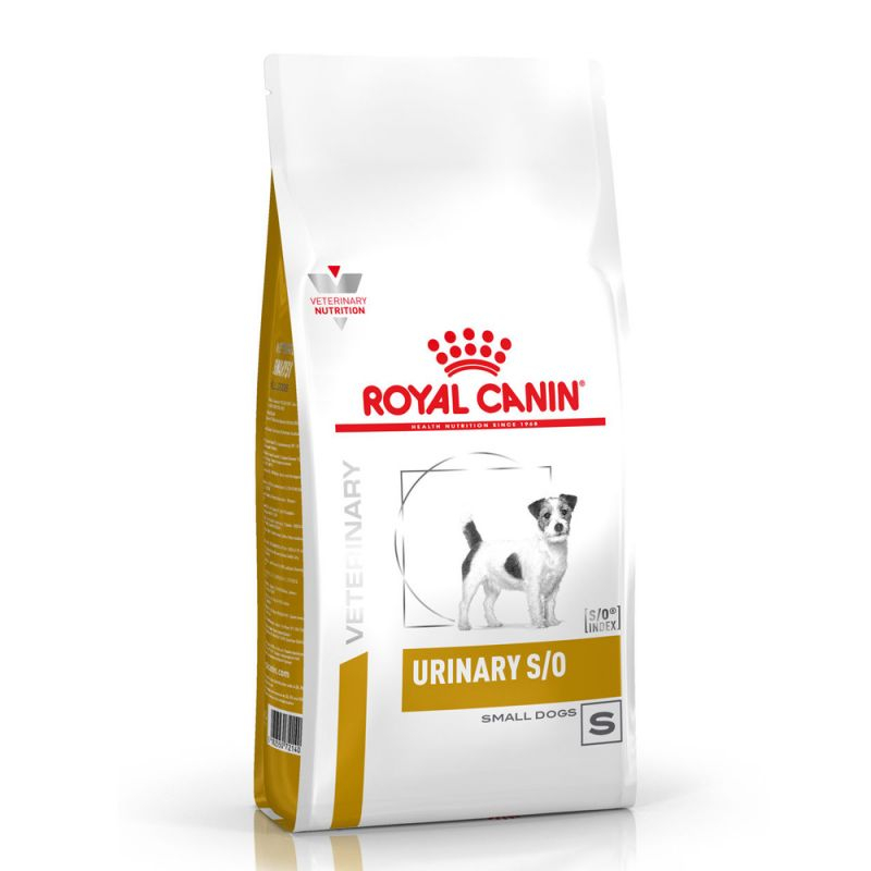 ROYAL CANIN VETERINARY DIETS URINARY S/O SMALL DOGS