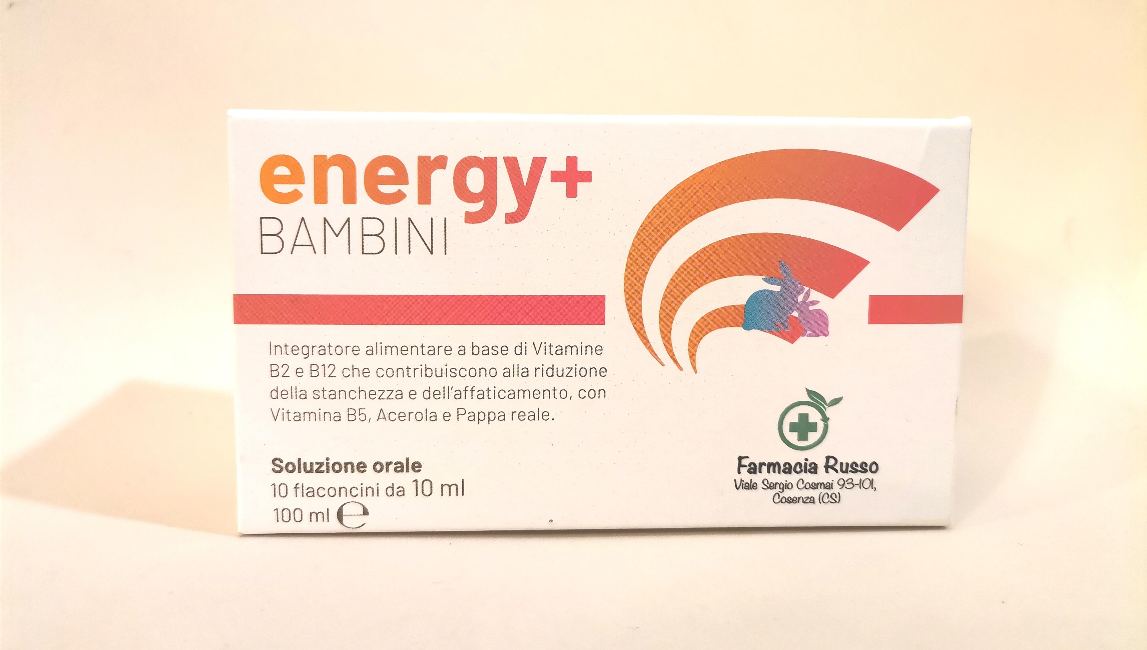 INTEGRATORE BAMBINI 10 FLACONCINI IN CASO DI STANCHEZZA E AFFATICAMENTO CON PAPPA REALE, VITAMINA D, ACEROLA,VITAMINA C, VITAMINA B5, VITAMINA B2, VITAMINA B12