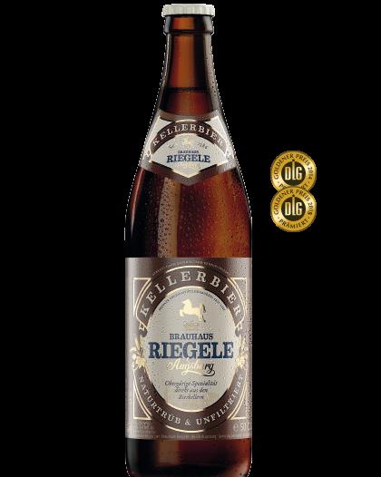 Birra Riegele Speciale Kellerbier CL.50