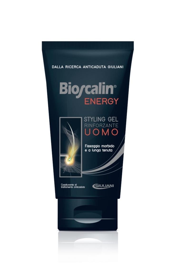 Bioscalin energy gel uomo