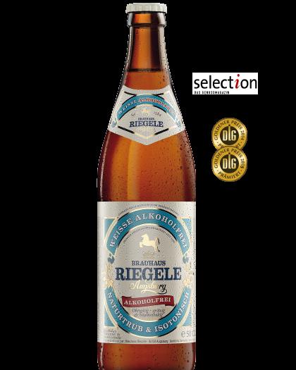 Birra Riegele Weisse Alkoholfrei CL. 50