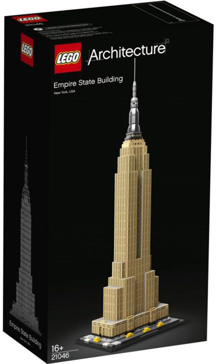 LEGO Architecture -