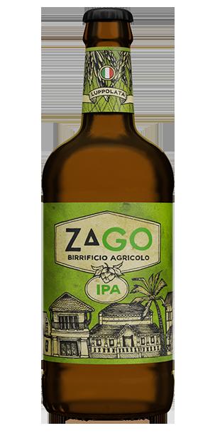 Birra Artigianale Zago IPA CL.50