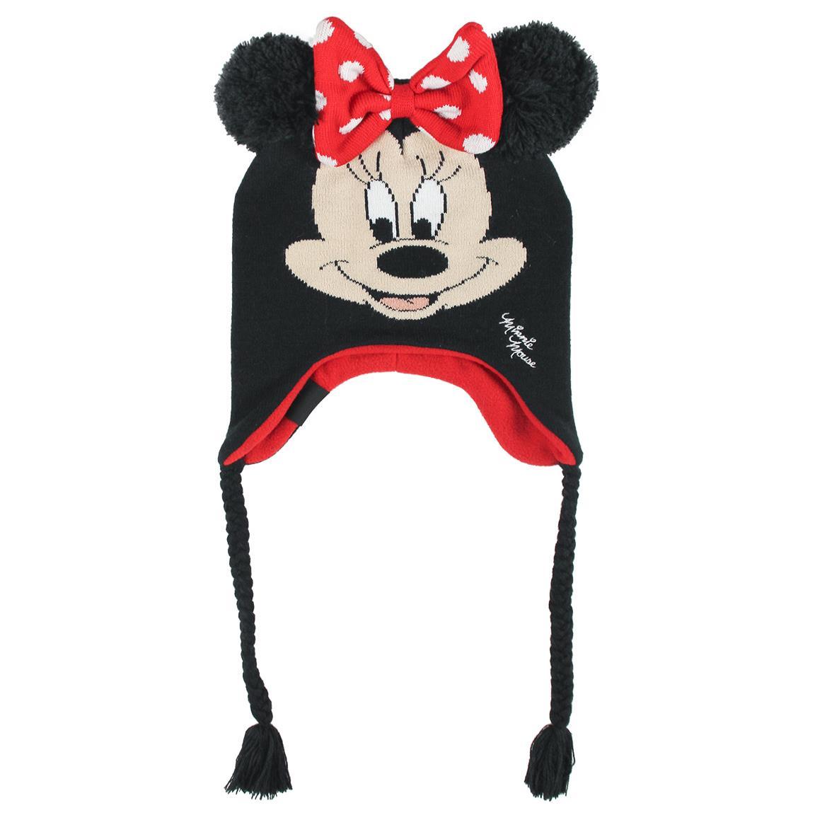 Cappello peruviano Minnie veste da 2 a 6 anni