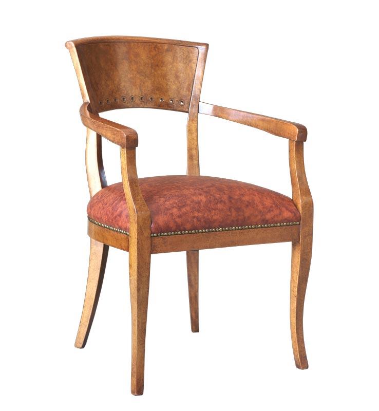PROMO ! Chaise confortable avec accoudoirs