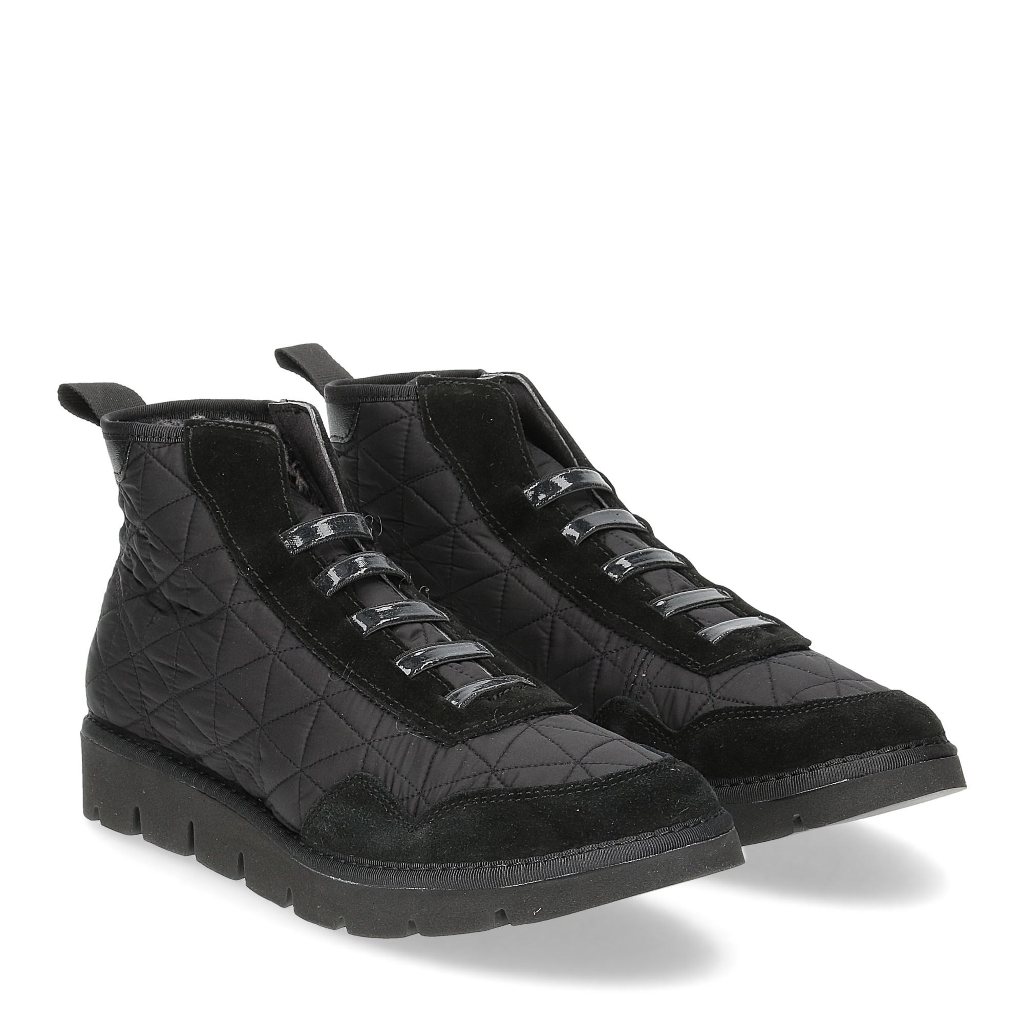 Panchic polacco sneaker P05M total black