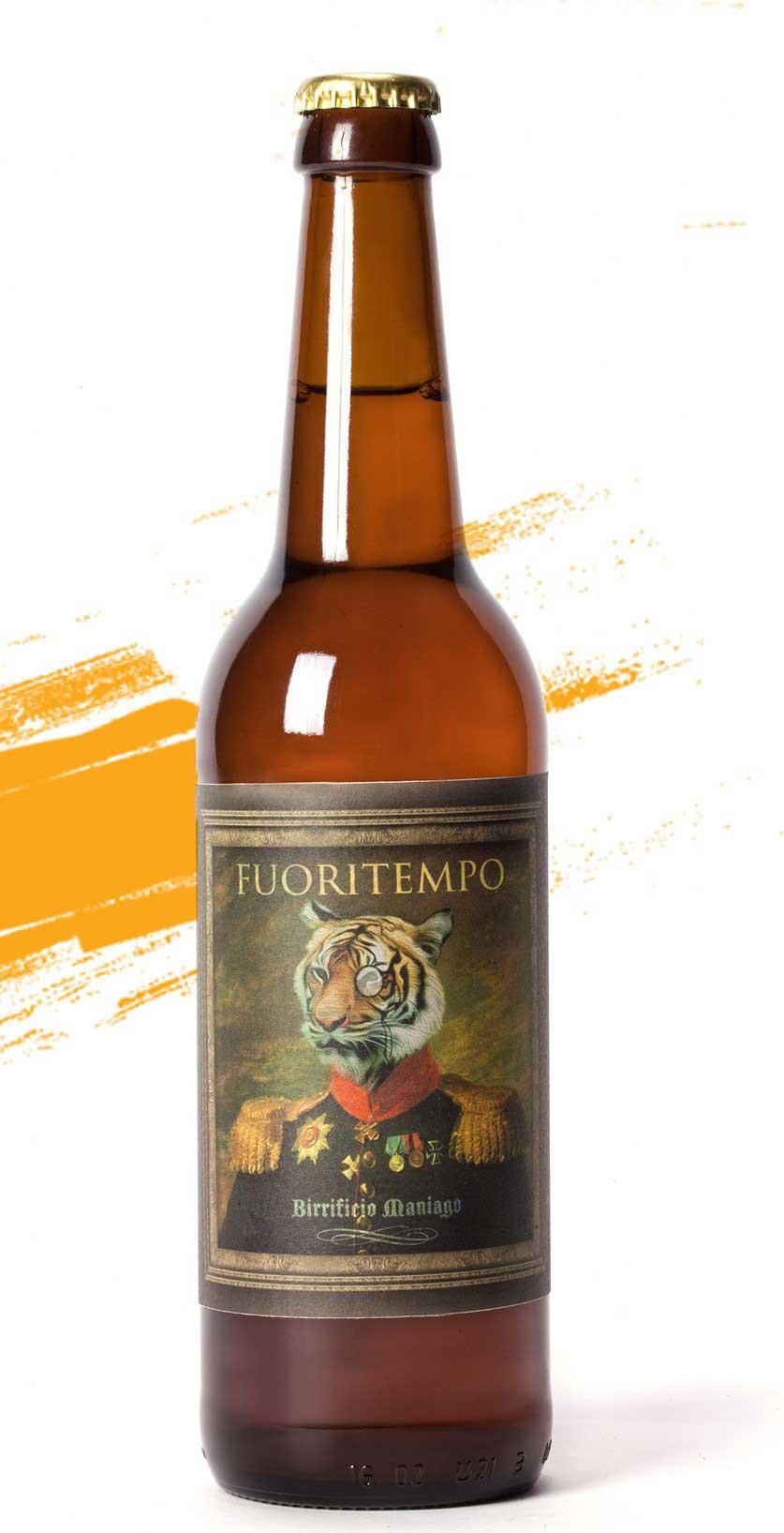 Fuoritempo - Birrificio di Maniago - Bottiglia da o.5 L