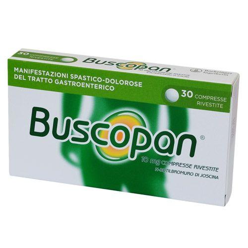 Buscopan 10 mg - 30 compresse