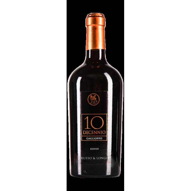 Vino Russo & Longo Decennio CL.75