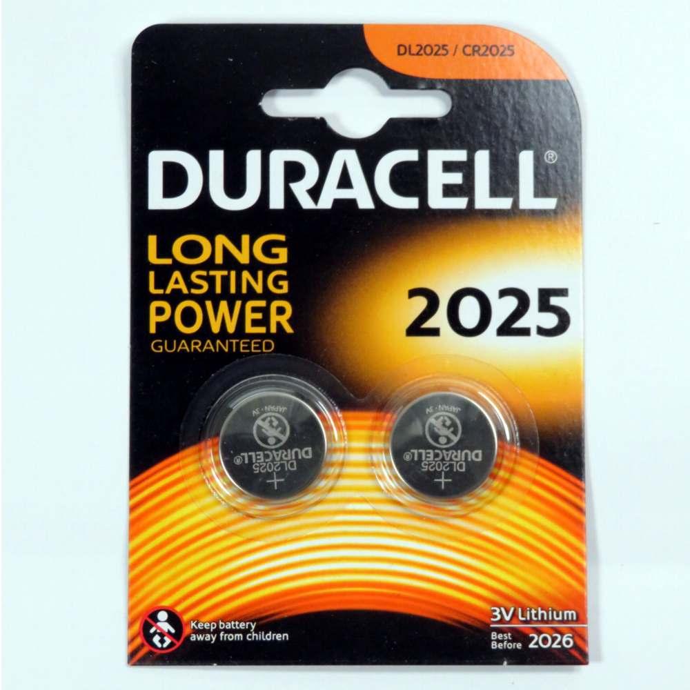 1 batteria a pastiglia 2025 Duracell