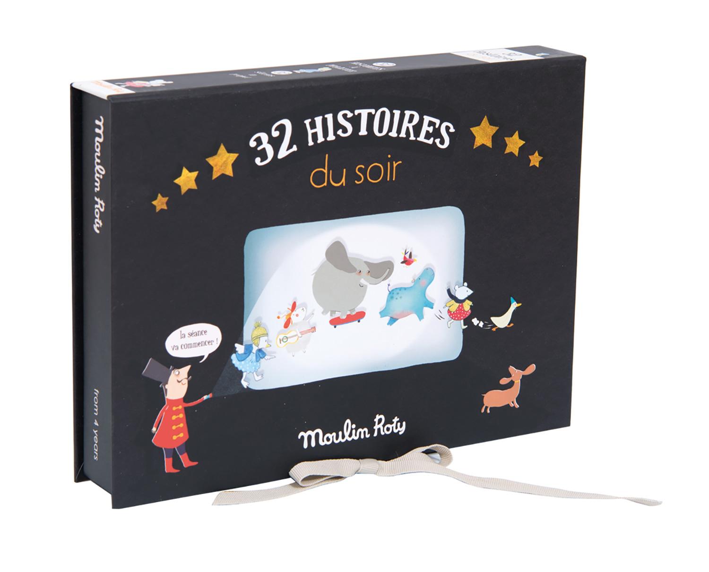 Cofanetto cinema con 32 storie di Moulin Roty