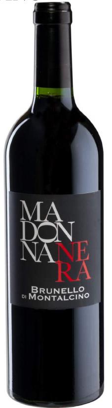 Vino Madonna Nera Brunello di Montalcino CL.75