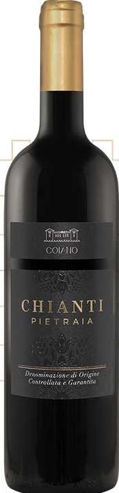 Vino Chianti Pietraia Coiano CL.75