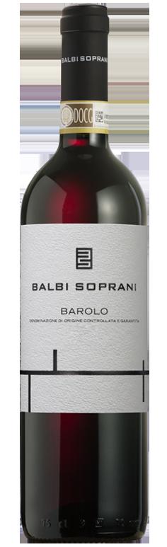 Vino Balbi Soprani Barolo CL.75