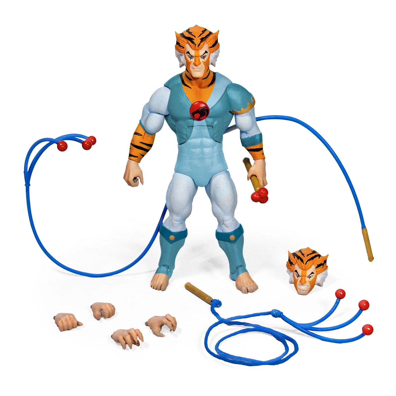 *PREORDER* Thundercats Ultimates Action Figure: TYGRA - THE SCIENTIST WARRIOR by Super7