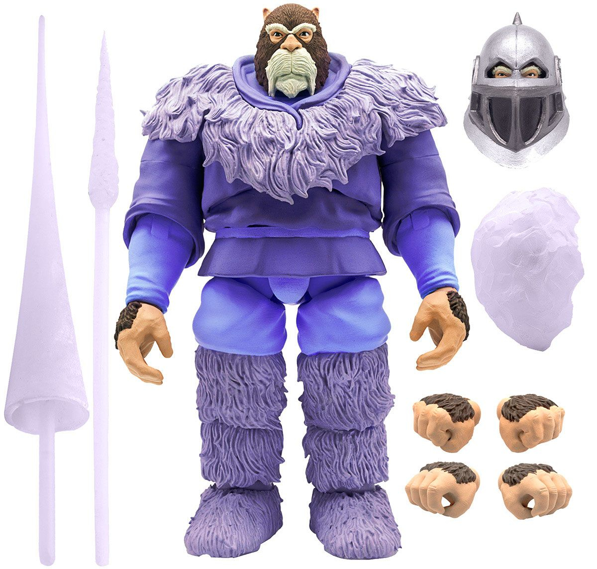 *PREORDER* Thundercats Ultimates Action Figure: SNOWMAN OF HOOK MOUNTAIN by Super7