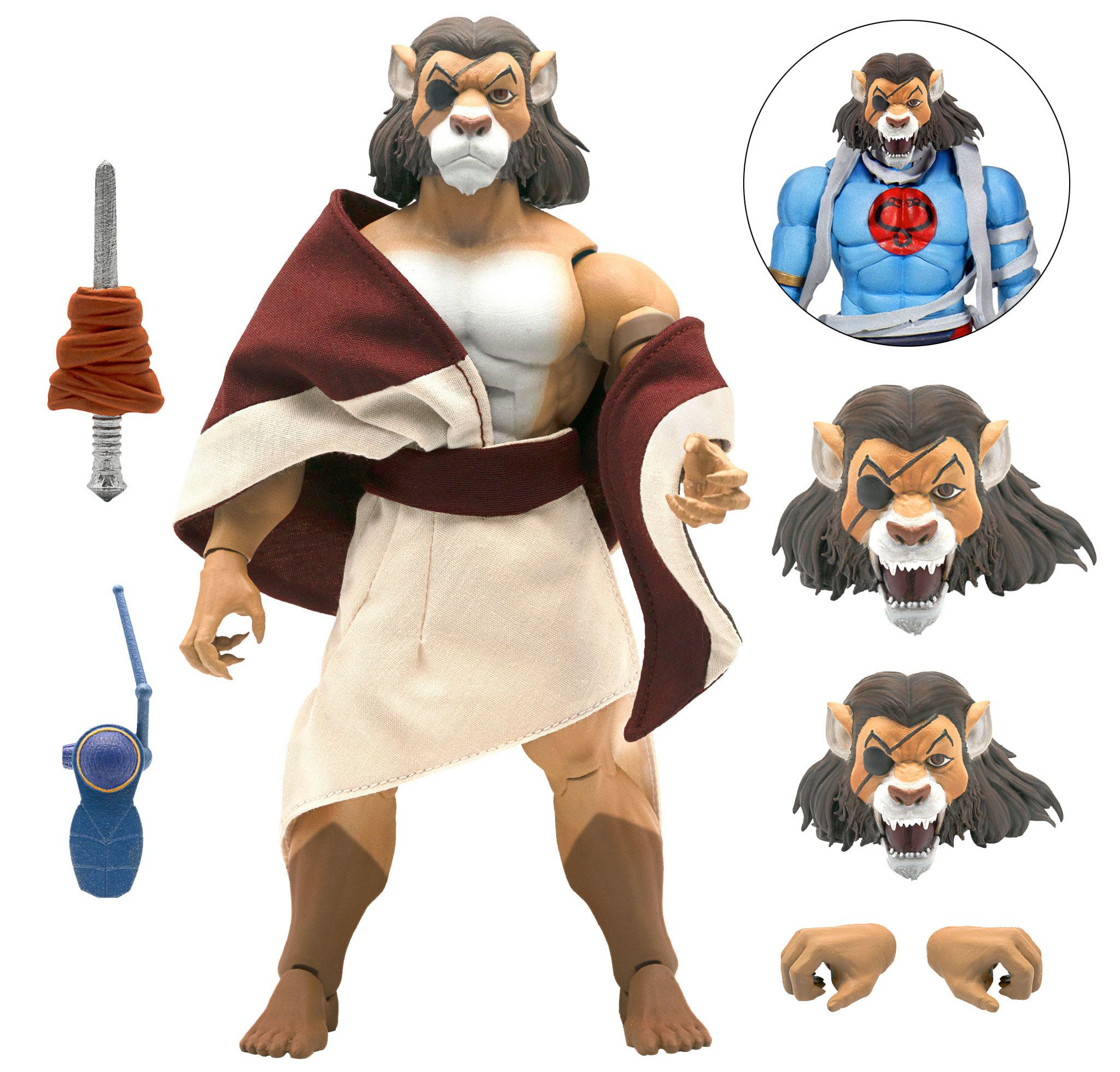 Thundercats Ultimates Action Figure: PUMM-RA by Super7